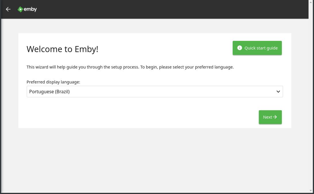 Crie seu próprio servidor de Filmes, músicas e fotos com Emby - Remontti