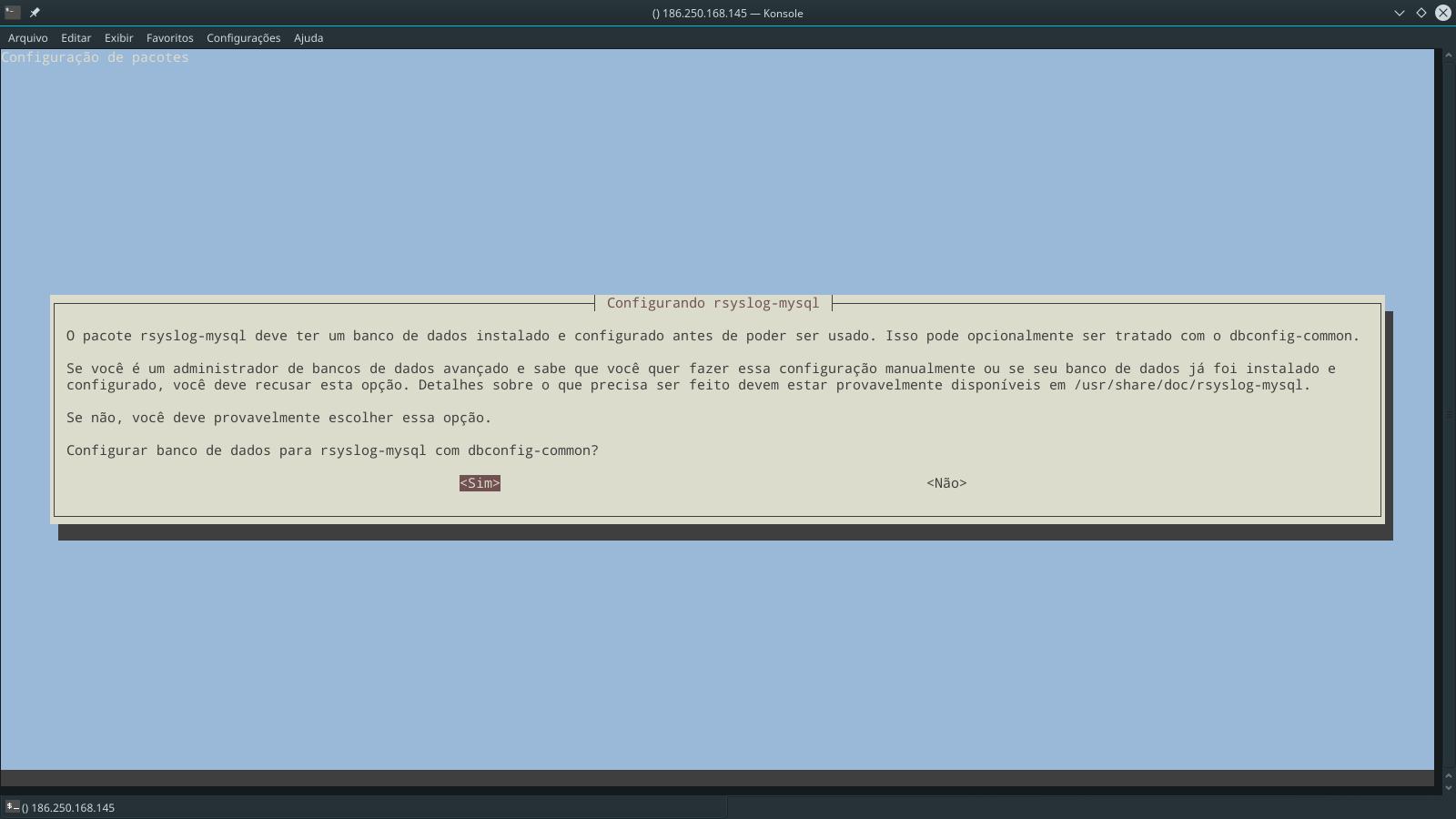 Acessando logs do rsyslog via web com Log Analyzer - Remontti